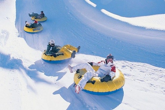 Vatrushka (snowtubing) rental