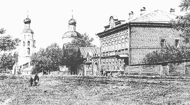 Дом Трофима Чулкова