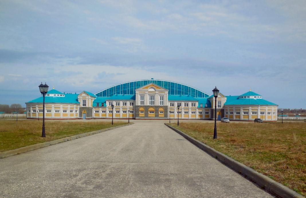 Детский конноспортивный комплекс «Чудо-Кони»