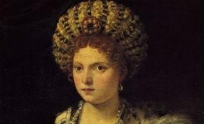 Выставка репродукций картин Тициана Вечеллио
