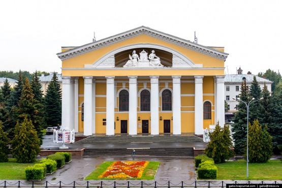 Mарийский национальный театр драмы им.Шкетана