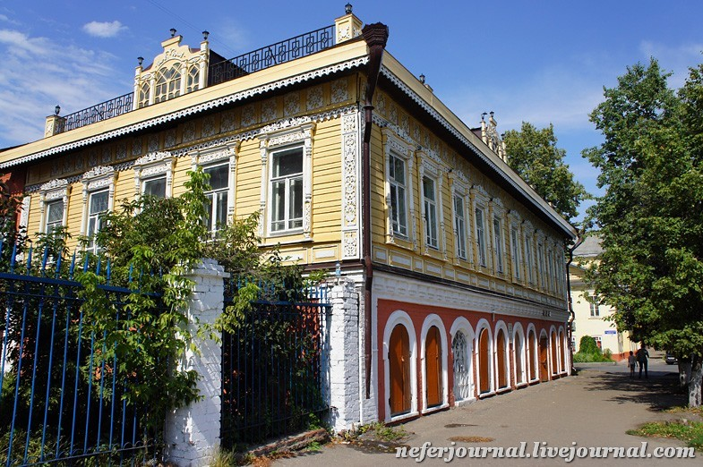 Дом Наумова