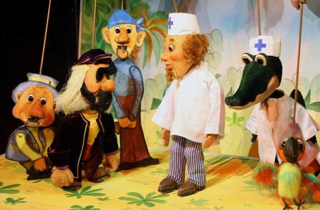 Семейный отдых. Театр кукол. Йошкар-Ола