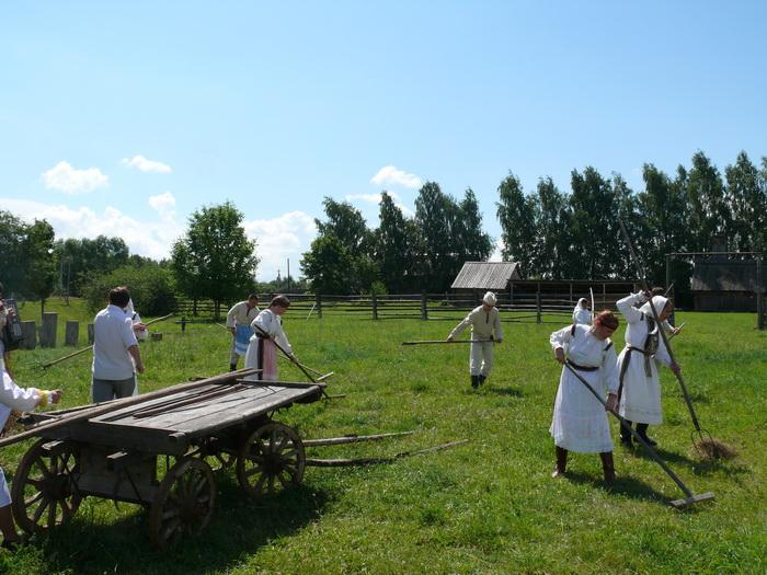 Этнографический музей под открытым небом им. В.И. Романова