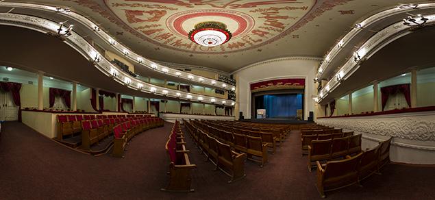 Интересные места. Йошкар-Ола. Театр драмы им. Шкетана