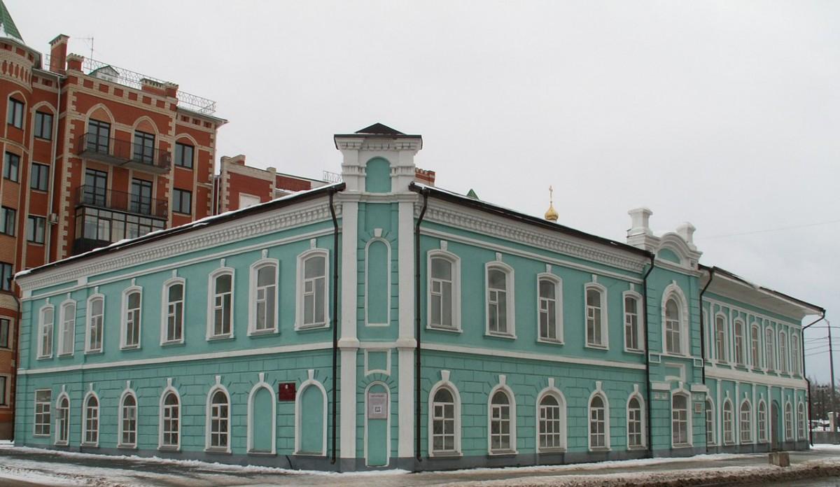 Дом Кореповой