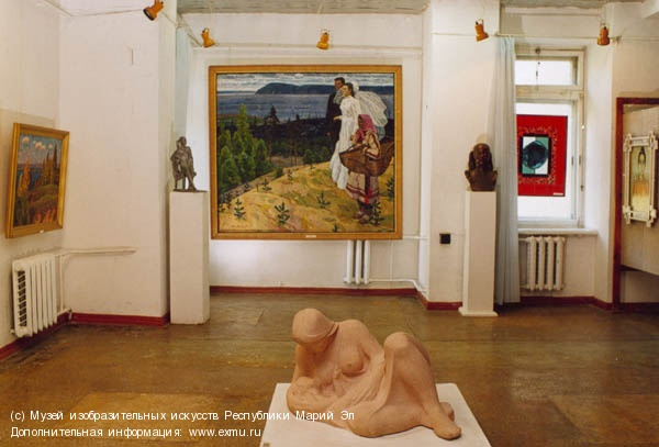 Музеи Йошкар-Олы